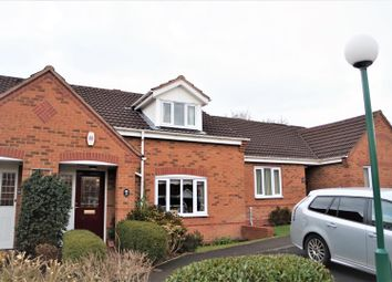 Thumbnail 2 bed town house for sale in Broughton Close, Anstey, Leicester