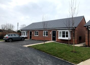 Thumbnail 2 bed semi-detached bungalow to rent in Stoneley Park, Stoneley Road, Crewe