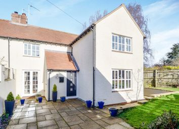 Thumbnail 3 bed cottage for sale in College Farm Cottages, Garford, Abingdon