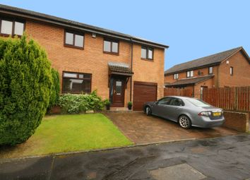 Thumbnail 4 bed semi-detached house for sale in Blenheim Place, Stenhousemuir
