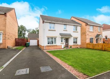 Thumbnail 3 bed semi-detached house for sale in Sherwood Road, Glenboig, Coatbridge