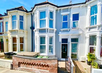 Thumbnail 4 bed terraced house for sale in North End Avenue, Portsmouth