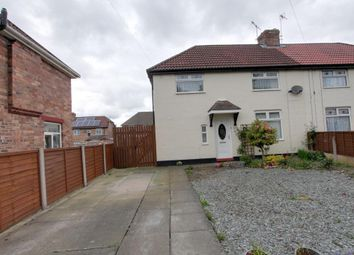 Thumbnail 3 bed semi-detached house for sale in Roberts Drive, Rudheath, Northwich