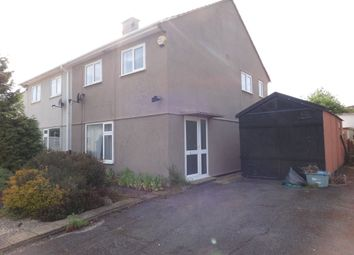 Thumbnail 3 bedroom semi-detached house for sale in Jersey Road, Beaumont Leys, Leicester
