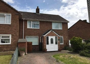 Thumbnail 4 bed semi-detached house to rent in Kingsclere Avenue, Southampton