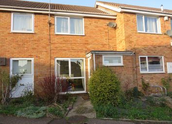 Thumbnail 2 bed terraced house for sale in Juniper Crescent, Longthorpe, Peterborough