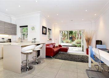 Thumbnail 4 bedroom semi-detached house for sale in Queensbury Gardens, Ascot, Berkshire