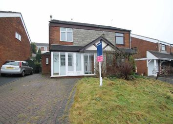 Thumbnail 3 bed semi-detached house for sale in Raby Close, Tividale