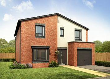 Thumbnail 5 bedroom detached house for sale in Hollywell Fields, Off Hardy Close, Kimberley