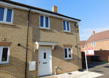Thumbnail 2 bedroom semi-detached house for sale in Fennel Avenue, Stotfold, Hitchin