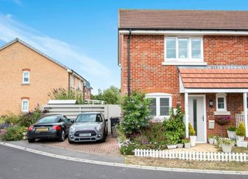 Thumbnail 2 bed semi-detached house for sale in Parsonage Close, Christchurch