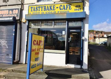 Thumbnail Restaurant/cafe for sale in 284 Hagley Road West, Oldbury