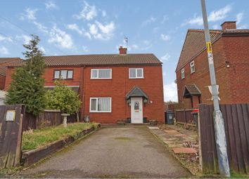 3 bed semi-detached house for sale in High Street, Atherstone CV9