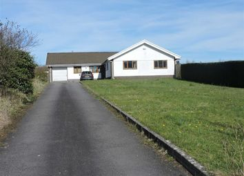 Thumbnail 3 bed detached bungalow for sale in Caerbryn Road, Penygroes, Llanelli