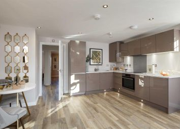 Tavistock Place, Woburn Sands, Milton Keynes MK17. 2 bed flat for sale