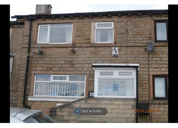 Thumbnail 2 bed terraced house to rent in Leymoor Road, Huddersfield