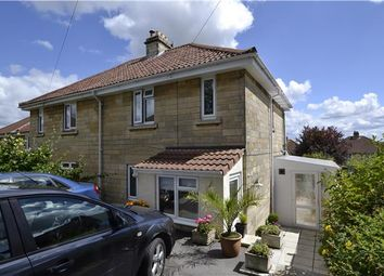 Thumbnail 2 bed semi-detached house for sale in Melrose Grove, Bath, Somerset