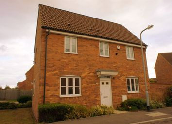 Thumbnail 3 bed property to rent in Pump Place, Old Stratford, Milton Keynes