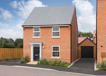 "Thumbnail 4 bedroom detached house for sale in ""Ingleby"" at Harlequin Drive, Worksop"