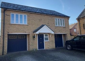Thumbnail 1 bed flat to rent in Stow-Cum-Quy, Cambridge