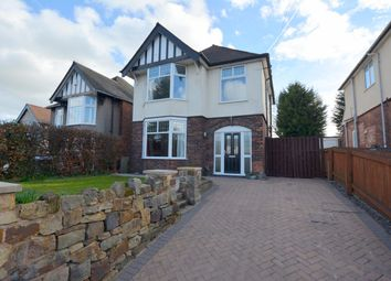 Thumbnail 3 bed detached house for sale in Whitecotes Lane, Chesterfield