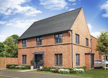 "Thumbnail 4 bedroom detached house for sale in ""Devonshire"" at Louisburg Avenue, Bordon"