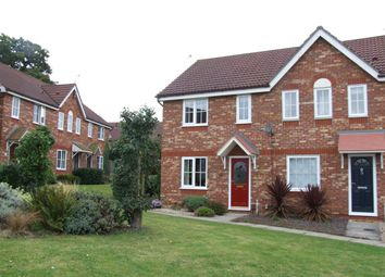 Thumbnail 2 bed end terrace house for sale in Independent Way, Thorpe St. Andrew, Norwich