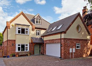 Thumbnail 5 bed detached house to rent in Nettleham Road, Lincoln