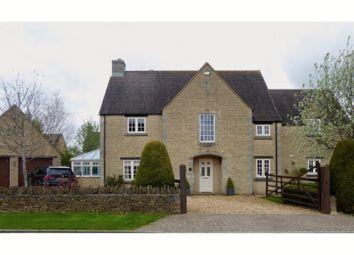 Thumbnail 5 bed detached house for sale in Lancaster Drive, Upper Rissington