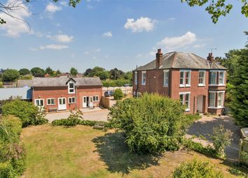 Thumbnail 7 bed detached house for sale in Brightlingsea Road, Thorrington, Colchester, Essex