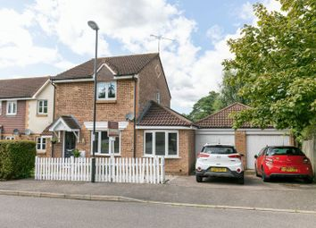 Thumbnail 4 bed end terrace house for sale in Bolton Road, Maidenbower, Crawley, West Sussex