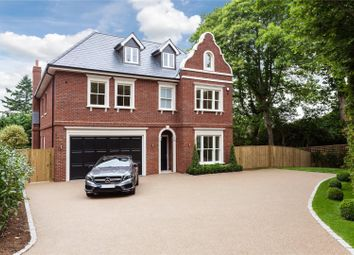Thumbnail 7 bedroom detached house for sale in Cobbetts Hill, Weybridge, Surrey