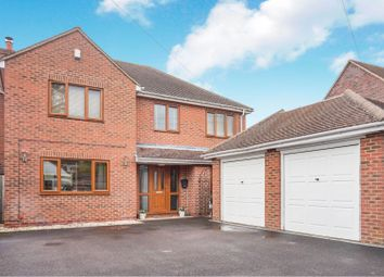 Thumbnail 4 bed detached house for sale in Green Lane, Bicester