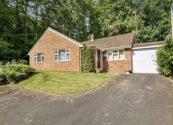 Thumbnail 3 bed detached bungalow for sale in Ellisfield, Basingstoke, Hampshire
