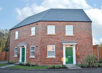 "Thumbnail 2 bedroom flat for sale in ""Easthorpe"" at Dunbar Way, Ashby-De-La-Zouch"