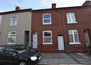 Thumbnail 2 bed terraced house for sale in Queens Road, Leicester, Leicestershire