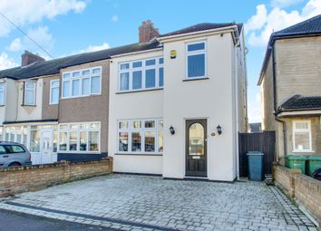Thumbnail 4 bed end terrace house for sale in Gainsborough Road, Rainham