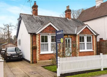 Thumbnail 2 bed detached bungalow for sale in New Wokingham Road, Crowthorne, Berkshire