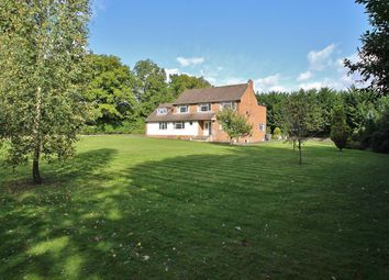 Thumbnail 4 bed detached house for sale in Whitchurch Hill, Reading