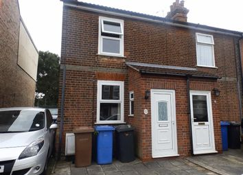 Thumbnail 3 bedroom terraced house to rent in Camden Road, Ipswich