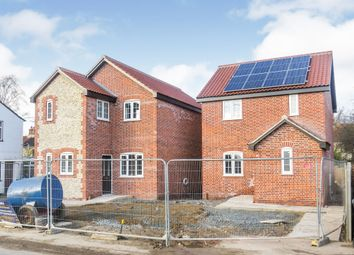 Thumbnail 3 bedroom detached house for sale in The Street, Hindolveston, Dereham