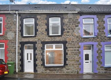 Thumbnail 3 bedroom terraced house for sale in Milton Street, Aberdare, Rhonda Cynon Taff