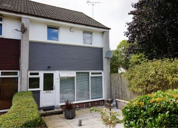 Thumbnail 3 bedroom end terrace house for sale in Graham Court, Dundee