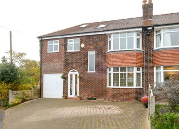 Thumbnail 5 bed semi-detached house for sale in Hardy Road, Lymm
