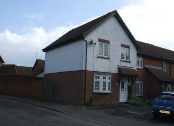 Thumbnail 3 bed end terrace house to rent in Pollards Green, Chelmsford