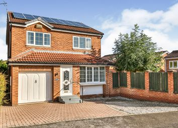 Thumbnail 4 bed detached house for sale in Eagleton Rise, High Green, Sheffield