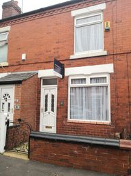 Thumbnail 2 bed terraced house to rent in Stanley Avenue, Stockport