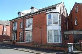 Thumbnail Studio to rent in 16 Hartington Road, Bolton