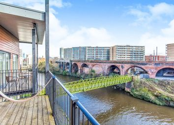 Thumbnail 3 bedroom flat to rent in Woden Street, Salford