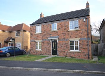 Thumbnail 4 bed detached house for sale in Trinity Gardens, Northallerton